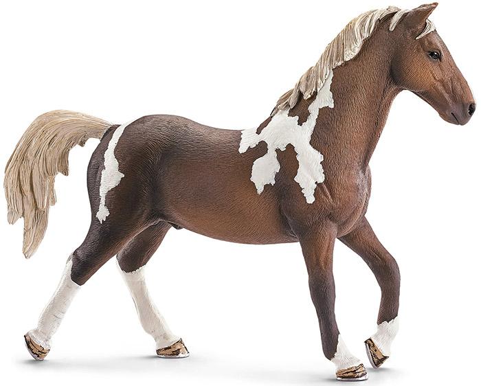 Schleich 21049 Playset Pferdefütterung