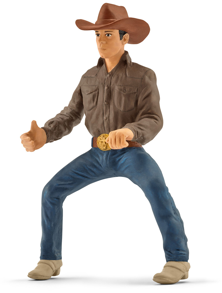 Schleich 41418 Team roping mit Cowboy Farm World